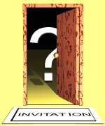 Invitation To Mystery -  ITM Games logo - Mystery Games