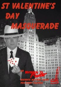 St Valentine's Day Masquerade by ITM Games