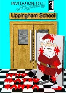 Who slayed Santa? A Christmas Mystery Game