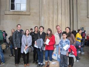 British Museum treasure hunt