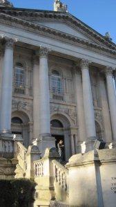 Tate Britain by Juliamaud