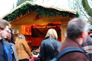 at the st Albans xmas market