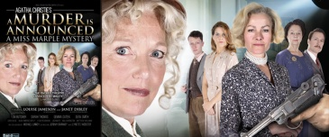 Murder Is Announced at the Orchard Theatre, Dartford