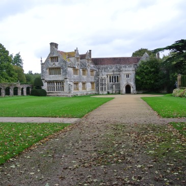 Athelhampton House - photo by Juliamaud