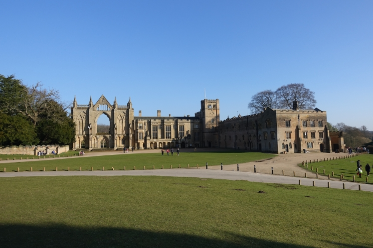 Newstead Abbey - photo by Juliamaud
