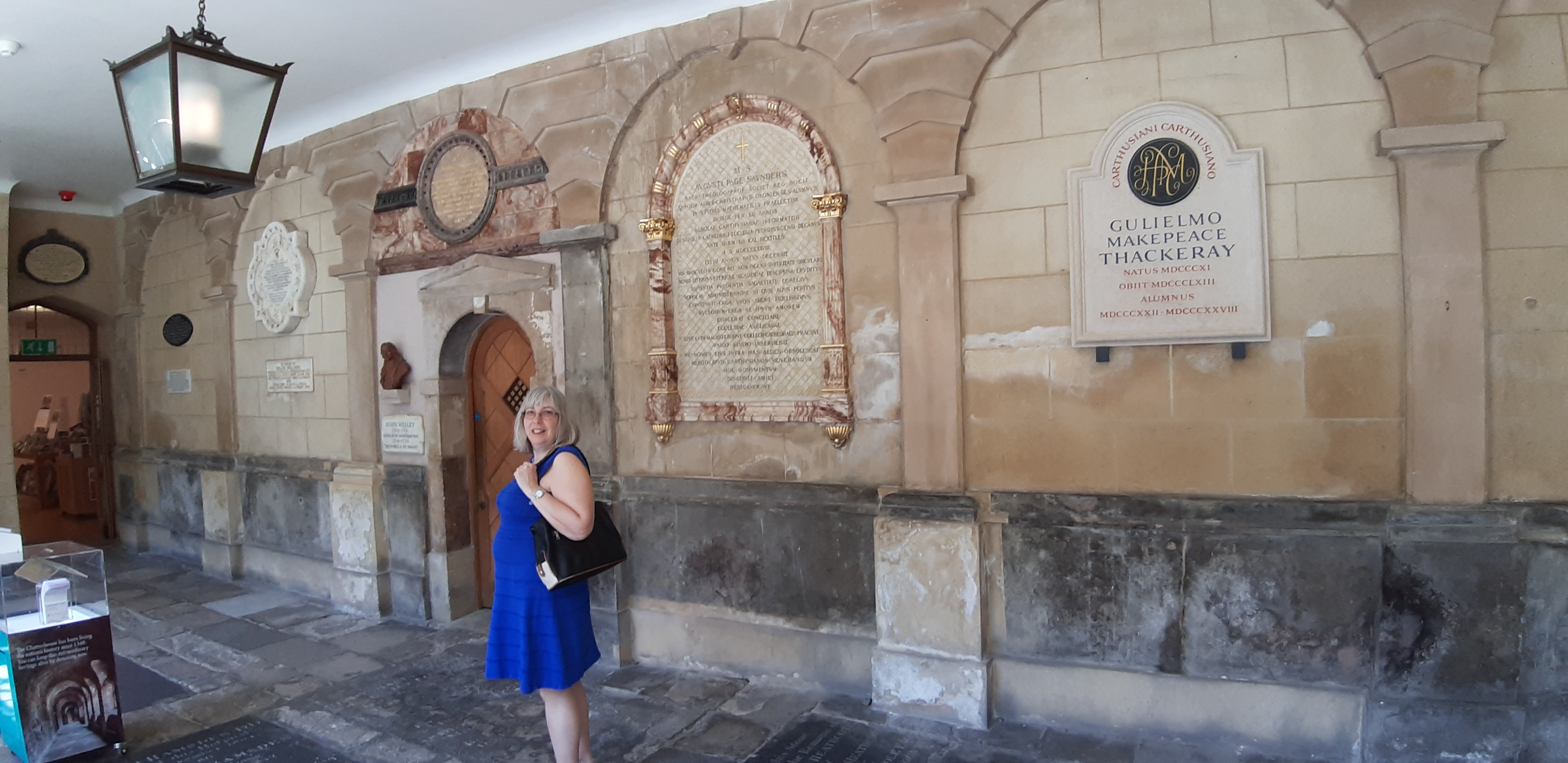 The Charterhouse - links to Thackeray